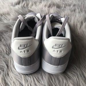 Nike Shoes - Nike Air Force 1 '07 SE atmosphere grey womens 7.5